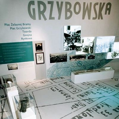Warszawa Warsze. Wystawa w MHŻP