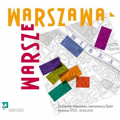 Warszawa Warsze. Katalog i zestaw materiałów POS