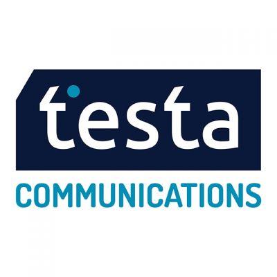 Identyfikacja wizualna Testa Communications